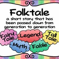 Tiếng Anh lớp 8 Chương trình mới Unit 6: FOLK TALES