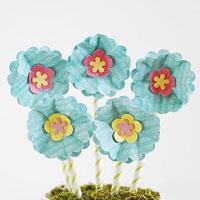 Cách làm chậu hoa giấy handmade xinh xắn cho Tết Nguyên Đán