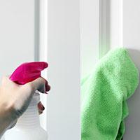 Cách làm sạch và đánh bóng đồ nội thất bằng gỗ đón Tết