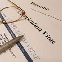 Mẫu CV bằng tiếng Anh - Human Resources