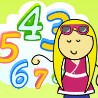 Bài tập Toán Tiếng Anh lớp 1: Ordinal Numbers