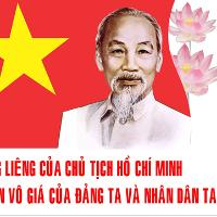 Bài thu hoạch học tập và làm theo tấm gương đạo đức Hồ Chí Minh 2021