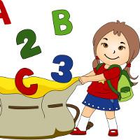 Bài tập Toán Tiếng Anh lớp 2: Skip Counting by 1 Digit
