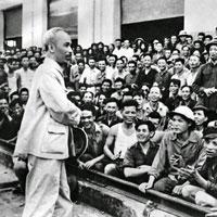 Câu hỏi trắc nghiệm lịch sử Việt Nam: Cách mạng miền Bắc từ 1954 đến 1975