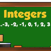 Bài tập Toán Tiếng Anh lớp 6: Add/ Subtract Integers