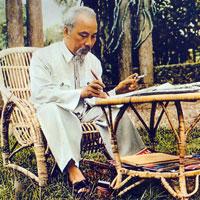 Phân tích bài Đức tính giản dị của Bác Hồ của Phạm Văn Đồng