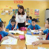 Đề thi giáo viên giỏi phần thi kiểm tra năng lực trường tiểu học Trù Sơn 2, Nghệ An năm 2016 - 2017