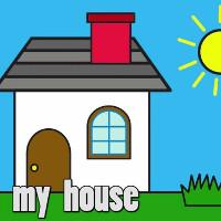 Giải bài tập SGK tiếng Anh lớp 3 Chương trình mới Unit 12 THIS IS MY HOUSE