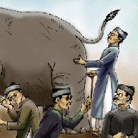 Văn mẫu lớp 6: Phát biểu cảm nghĩ về truyện ngụ ngôn Thầy bói xem voi