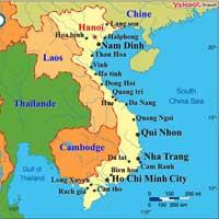 Thực hành: Đọc bản đồ Việt Nam