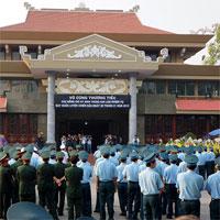 Mẫu điếu văn tang lễ cán bộ công chức, đồng chí, đồng nghiệp