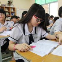 Bộ đề thi tuyển sinh vào lớp 10 môn Tiếng Anh CÓ ĐÁP ÁN (1)