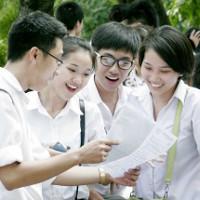 Bộ đề thi tuyển sinh vào lớp 10 môn Tiếng Anh CÓ ĐÁP ÁN (2)