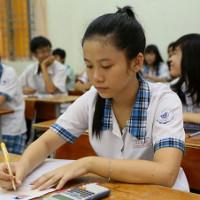 Bộ đề thi tuyển sinh vào lớp 10 môn Tiếng Anh CÓ ĐÁP ÁN