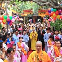 Nguồn gốc và ý nghĩa ngày lễ Phật Đản