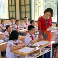 Hướng dẫn đánh giá môn tiếng Anh tiểu học theo thông tư 22