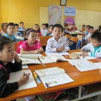 Đề kiểm tra học kì 2 môn Tiếng Anh lớp 3 số 2