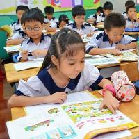 Đề kiểm tra học kì 2 môn Tiếng Anh lớp 3 số 5