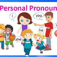 Học Tiếng Anh miễn phí: Lesson 1 - Personal Pronouns