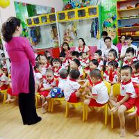 Chế độ của giáo viên mầm non nghỉ thai sản trùng với nghỉ hè