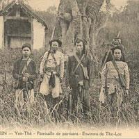 Câu hỏi trắc nghiệm Lịch sử lớp 11: Bài 21 - Phong trào yêu nước chống Pháp của nhân dân Việt Nam trong những năm cuối thế kỷ 19