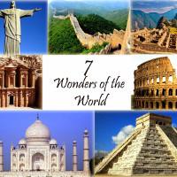 Bộ bài tập tiếng Anh lớp 11 Unit 16 THE WONDERS OF THE WORLD có đáp án