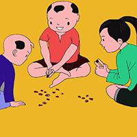 Một số trò chơi dân gian cho trẻ mầm non