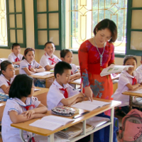 Đề thi học sinh giỏi môn tiếng Anh lớp 6 - Đề số 2