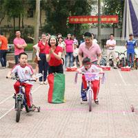 Tổng hợp các trò chơi tập thể cho trẻ em