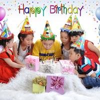 Văn mẫu lớp 5: Tả bữa tiệc sinh nhật