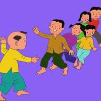 Một số trò chơi dân gian cho học sinh tiểu học