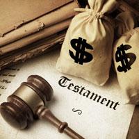 Bài tập môn Pháp luật đại cương về phần chia tài sản