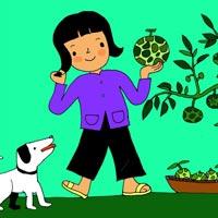 Tuyển tập thơ chủ đề thực vật cho bé mầm non