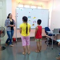 10 trò chơi vui học tiếng Anh cho trẻ em