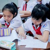 TPHCM công bố đề và đáp án bài khảo sát Tiếng Anh vào lớp 6 Trần Đại Nghĩa