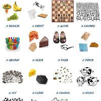 Từ vựng tiếng Anh về nhóm đồ vật và vật thể