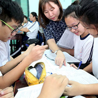 Đề thi vào lớp 10 THPT môn Ngữ văn Sở GD&ĐT Thái Bình năm học 2017 - 2018