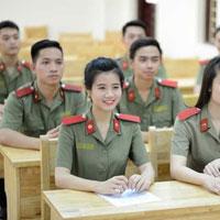 Hướng dẫn điều chỉnh nguyện vọng các trường công an 2017
