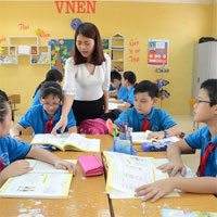 Bộ đề thi giáo viên dạy giỏi cấp tiểu học