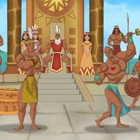 Văn mẫu lớp 6: Kể lại truyện Sơn Tinh, Thuỷ Tinh bằng lời của vua Hùng