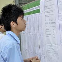 Phú Yên Công bố điểm chuẩn vào lớp 10 năm học 2017-2018