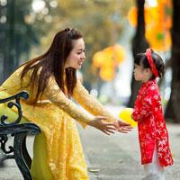 Giáo án lớp mầm (3 - 4 tuổi): Chúc tết