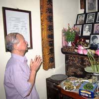Tổng hợp các bài văn khấn trong Tang lễ Việt Nam (Phần 1)