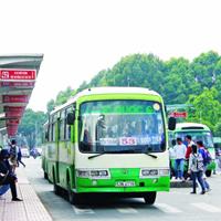 Lộ trình các tuyến xe bus HCM