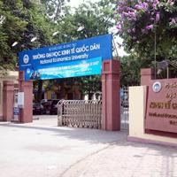 Điểm chuẩn Đại học Kinh tế Quốc dân năm 2017