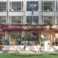 Điểm chuẩn Đại học Thủ Dầu Một TDM các năm