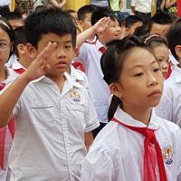 Bài phát biểu của lãnh đạo xã tại lễ khai giảng năm học mới 2020-2021