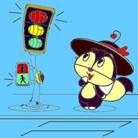 Giáo án An toàn giao thông lớp 5 - Bài 1: Hệ thống báo hiệu đường bộ