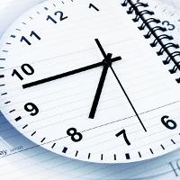 Từ vựng tiếng Anh chủ đề Thời gian