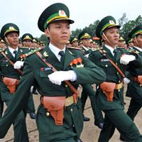 Những điều cần biết khi thi trường quân đội năm 2018
